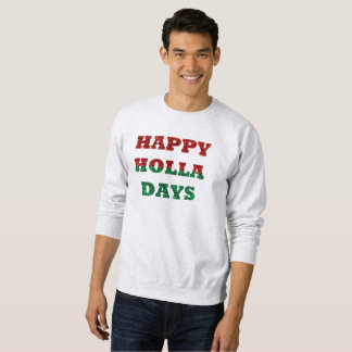 lyckliga holladagmanar tröja