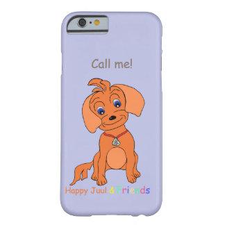 Lyckliga Juul & vänner ringer fodral Barely There iPhone 6 Fodral
