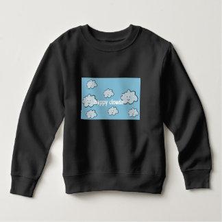 lyckliga moln t shirts