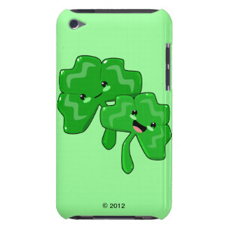 Lyckliga Shamrocks iPod Touch Cases