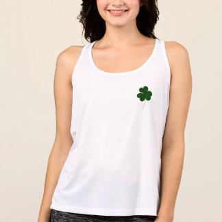 Lyckliga Sts Patrick dag! Bästa irländsk klöver Tee Shirt