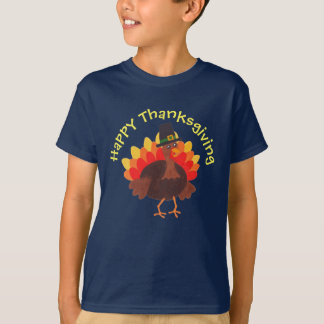 "Lyckliga Turkiet ""happy thanksgiving"" - Tee Shirts"