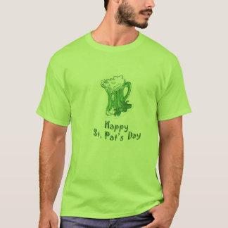 Lyckligst. Pats dagtshirt T Shirts