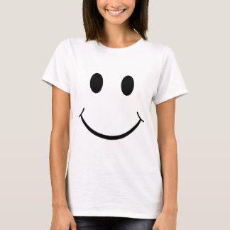 Lyckligt ansikte för klassiker70-talSmiley Tee Shirt