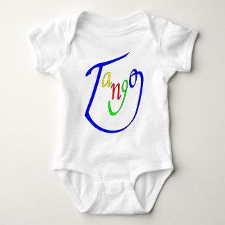 Lyckligt ansikte för Tango Tshirts