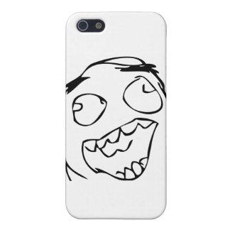Lyckligt ansikte iPhone 5 hud