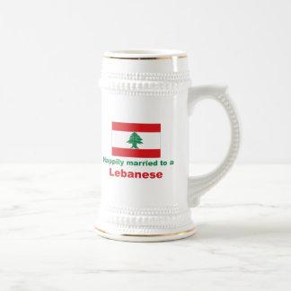 Lyckligt att gifta sig till en libanes sejdel