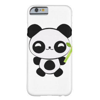 Lyckligt fodral för babyPandaiPhone 6 Barely There iPhone 6 Skal