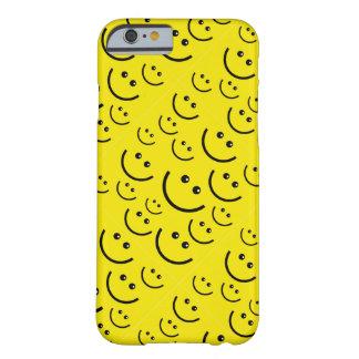 Lyckligt fodral för smiley faceiPhone 6 Barely There iPhone 6 Skal