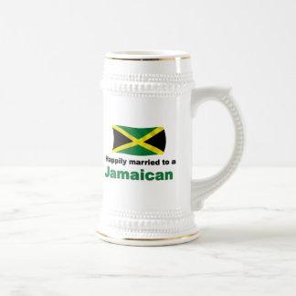 Lyckligt gift jamaikan sejdel