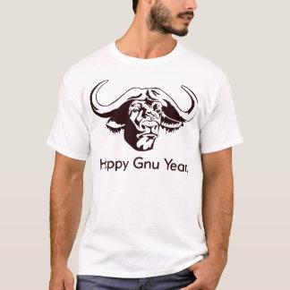 Lyckligt Gnuår T Shirt