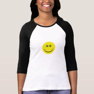 Lyckligt Stoney ansikte T Shirt