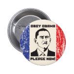Lyda Obama knäppas Pins