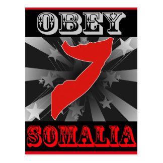 Lyda Somalia Vykort