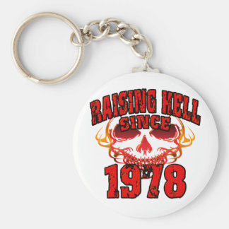 Lyfta helvete efter 1978.png rund nyckelring