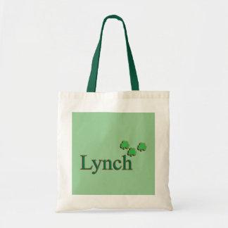 Lyncha familjen tygkasse