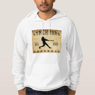Lynchburg Virginia baseball 1886 Munkjacka