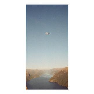 Lysefjord norge fotokort