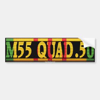 M55 för Vietnam för kvadrat .50 bildekal tjänste-