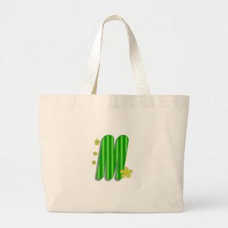 M-Monogram Tygkassar