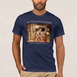 M. Tullius Cicero (siddubbelt) T-shirt