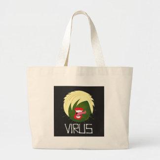 M. Virus Tote Bag