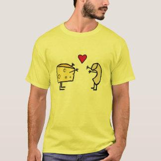 Macaroni- & ostkärlekT-tröja T Shirts