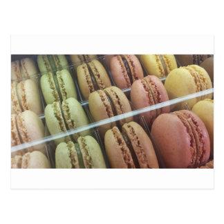 Macarons galore vykort