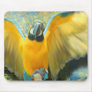 Macaw Mousepad Musmatta