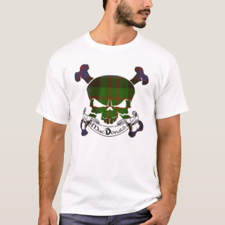 MacDonald Tartanskalle T-shirts