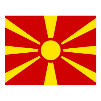 macedonia vykort