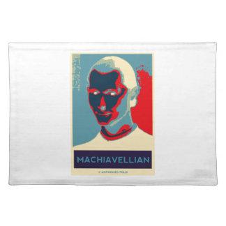 Machiavellian (Obama-stil affisch) Bordstablett