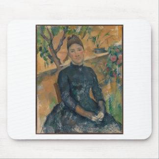 Madam Cézanne (Hortense Fiquet, 1850-1922) Mus Matta