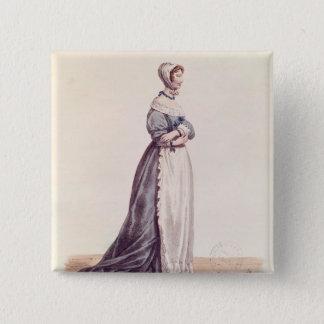 Madam Debrie i rollen av Agnes Standard Kanpp Fyrkantig 5.1 Cm