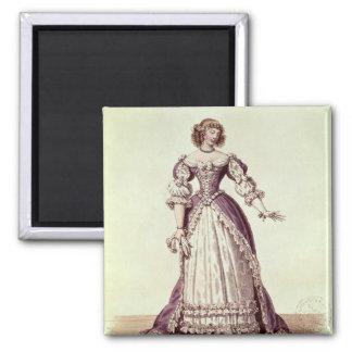 Madam Moliere, nee Armande Bejart Magnet