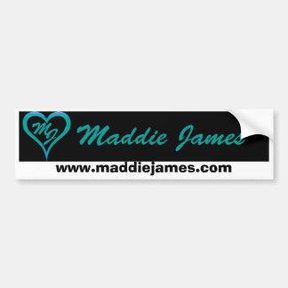 Maddie James bildekal