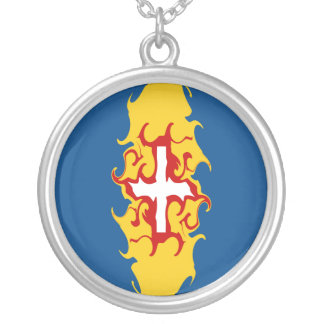 Madeira Gnarly flagga Personliga Halsband