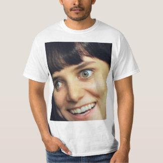 Madis ansikte tee shirt