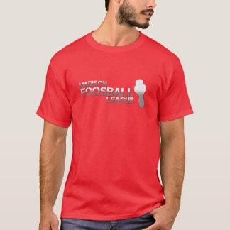 Madison Foosball liga Tee Shirts