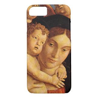 Madonna av Cherubimen av Andrea Mantegna