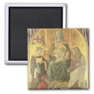 Madonna del Ceppo, 1453 (och specificera 62016), Magnet