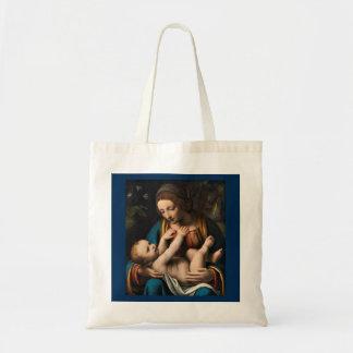 Madonna med Kristusbarnet Tygkasse
