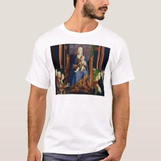 Madonna med Sanktt Nicholas av Bari Tröjor