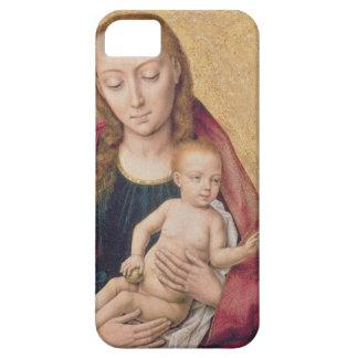 Madonna och barn 2 iPhone 5 Case-Mate fodral