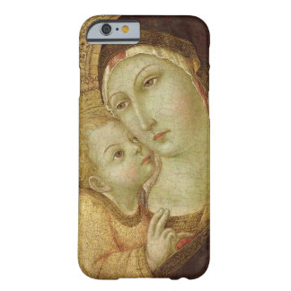 Madonna och barn barely there iPhone 6 fodral