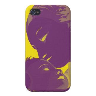 Madonna och barn iPhone 4 cases