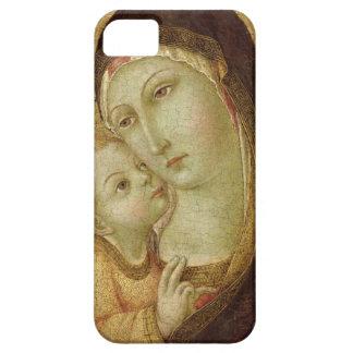 Madonna och barn iPhone 5 fodral