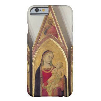 Madonna och barn med SS. Nicholas och Proculus, Barely There iPhone 6 Skal
