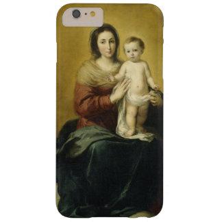 Madonna och barn, mobilt fodral för konst barely there iPhone 6 plus skal