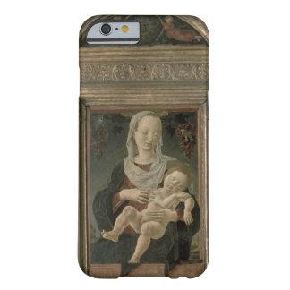 Madonna och barn (olja på panel) barely there iPhone 6 skal